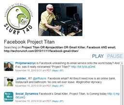 SLURP 140  Facebook Project Titan