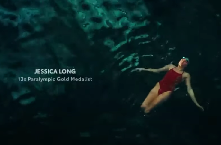 Toyota: Jessica Long's Story